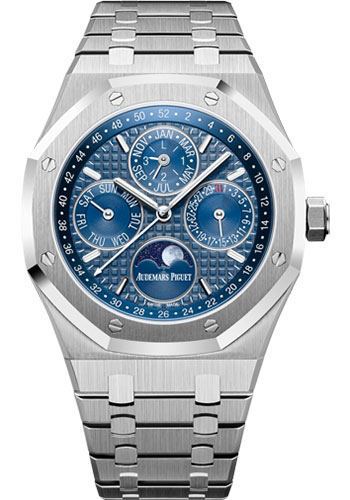 Audemars Piguet Watches - Royal Oak Perpetual Calendar - Stainless Steel - Style No: 26574ST.OO.1220ST.02