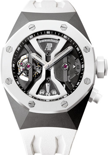 Audemars Piguet Watches - Royal Oak Concept GMT Tourbillon - Style No: 26580IO.OO.D010CA.01