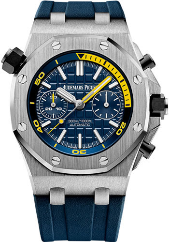 Audemars Piguet Watches - Royal Oak Offshore Diver Chronograph - Style No: 26703ST.OO.A027CA.01