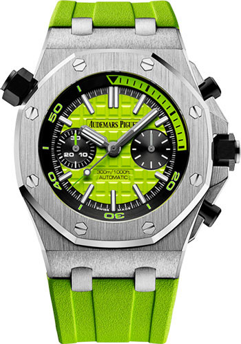 Audemars Piguet Watches - Royal Oak Offshore Diver Chronograph - Style No: 26703ST.OO.A038CA.01
