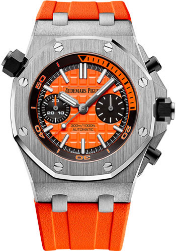 Audemars Piguet Watches - Royal Oak Offshore Diver Chronograph - Style No: 26703ST.OO.A070CA.01