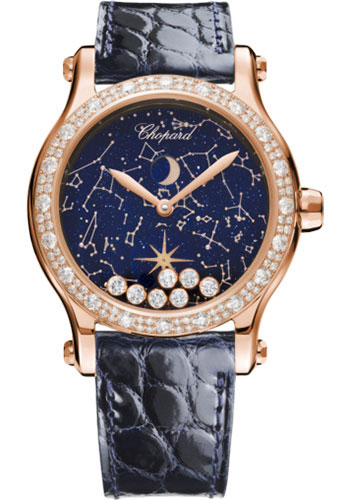 Chopard Watches - Happy Sport Happy Moon - Style No: 274894-5001