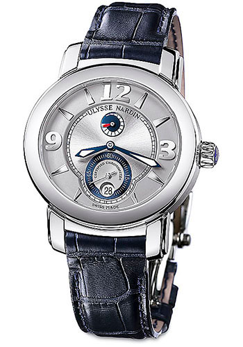 Ulysse Nardin Watches - Macho Palladium 950 - Style No: 278-70/609