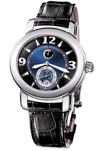 Ulysse Nardin Watches - Macho Palladium 950 - Style No: 278-70/632