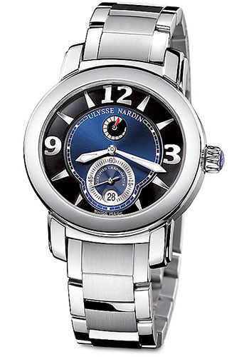 Ulysse Nardin Watches - Macho Palladium 950 - Style No: 278-70-8/632