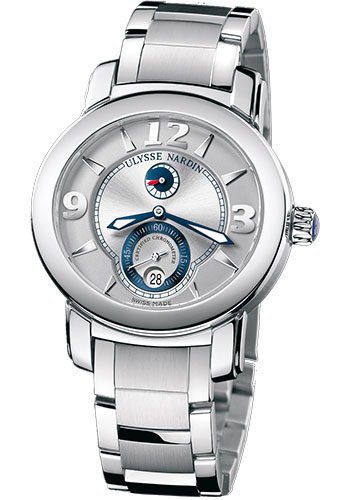 Ulysse Nardin Watches - Macho Palladium 950 - Style No: 278-70-8M/609