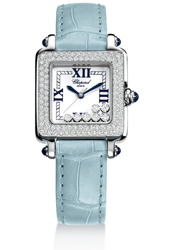 Chopard Watches - Happy Sport Square Classic - Style No: 278361-2003