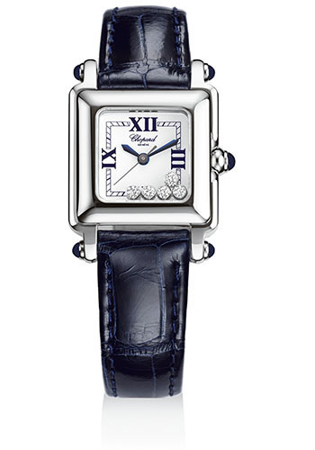 Chopard Watches - Happy Sport Square Classic - Style No: 278892-3004