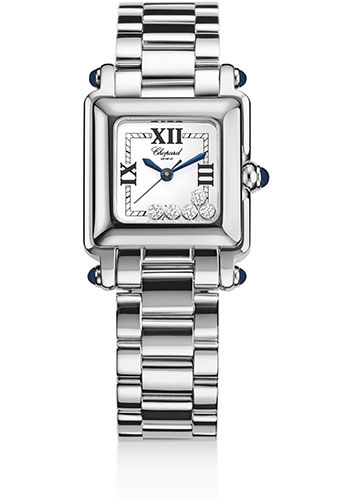 Chopard Watches - Happy Sport Square Classic - Style No: 278893-3006