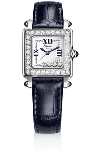 Chopard Watches - Happy Sport Square Classic - Style No: 278894-2004
