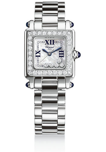Chopard Watches - Happy Sport Square Classic - Style No: 278895-2004