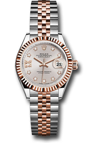 Rolex 279171 Su9dix8dj Datejust Lady 28 Watch From Swissluxury