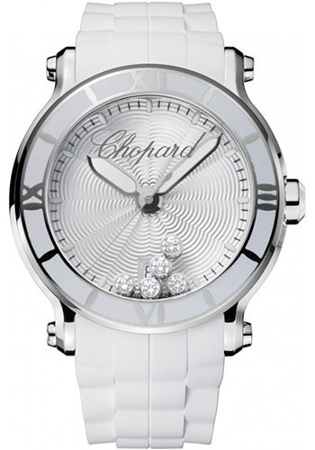 Chopard Watches - Happy Sport Round XL - Style No: 288525-3002