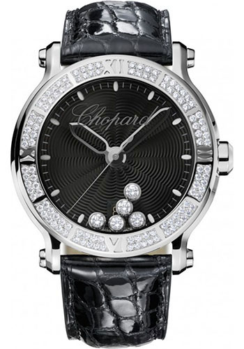 Chopard Watches - Happy Sport Round XL - Style No: 288525-3006