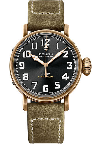 Zenith Watches - Pilot Type 20 Extra Special - Style No: 29.1940.679/21.C800