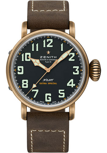 Zenith Watches - Pilot Type 20 Extra Special - Style No: 29.2430.679/21.C753