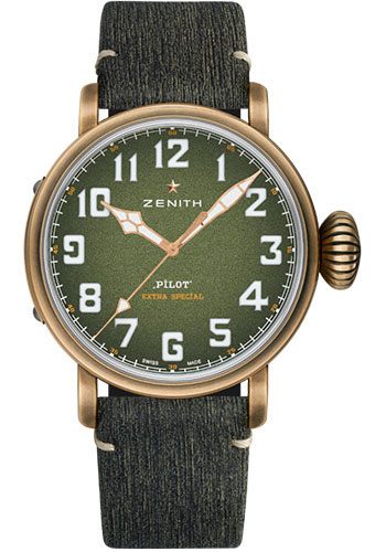 Zenith Watches - Pilot Type 20 Adventure - Style No: 29.2430.679/63.I001