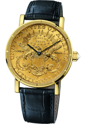 Corum Watches - Coin - Style No: 293.645.56/0001 MU51