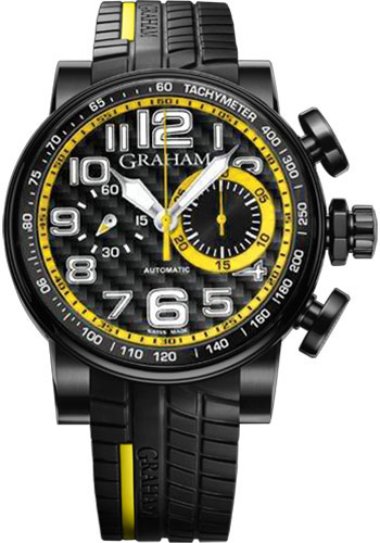 Graham Watches - Silverstone Stowe - Style No: 2BLDC.B38A.K66N