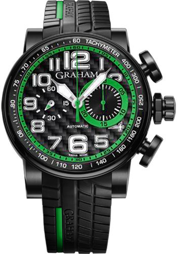 Graham Watches - Silverstone Stowe - Style No: 2BLDC.B39A.K56N