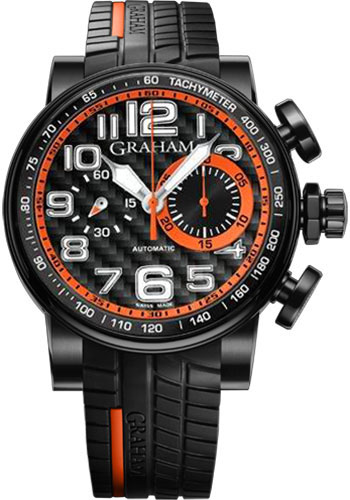 Graham Watches - Silverstone Stowe - Style No: 2BLDC.B40A.K46N