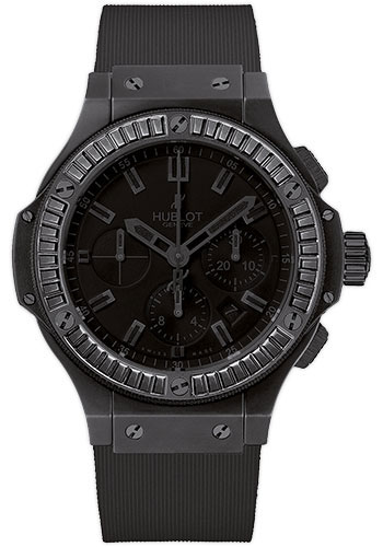Hublot Watches - Big Bang 44mm All Black Carat - Style No: 301.CI.1110.RX.1900