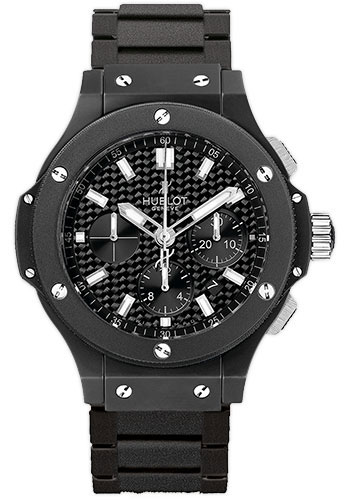 Hublot Watch Price >> Hublot Big Bang 44mm Black Magic Watches From Swissluxury