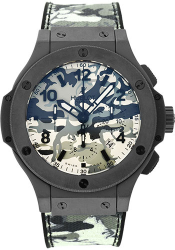 Hublot Watches - Big Bang 44.5mm Artic - Style No: 301.CI.8810.NR