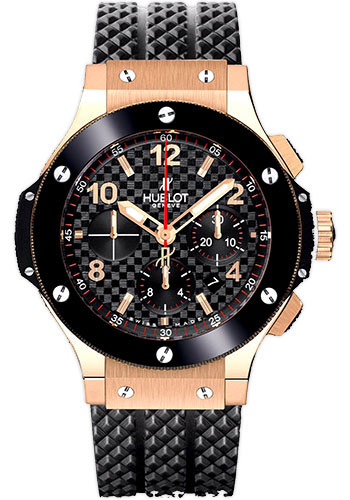 Hublot Watches - Big Bang 44mm Evolution - Red Gold And Ceramic - Style No: 301.PB.131.RX