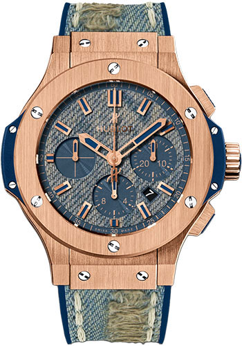 Hublot Watches - Big Bang 44mm Jeans - Style No: 301.PL.2780.NR.JEANS