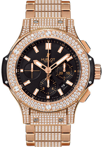 Hublot Watches - Big Bang 44mm Evolution - Red Gold - Style No: 301.PX.1180.PX.2704