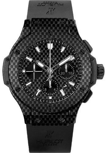 Hublot Watches - Big Bang 44mm Carbon - Style No: 301.QX.1724.RX