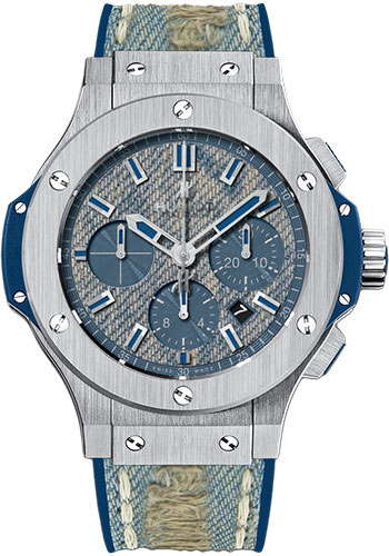 Hublot Watches - Big Bang 44mm Jeans - Style No: 301.SL.2770.NR.JEANS