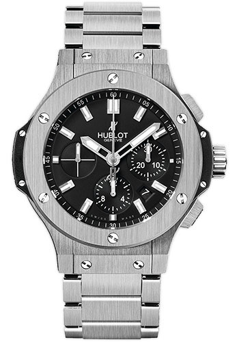 Hublot Watches - Big Bang 44mm Evolution Stainless Steel - Style No: 301.SX.1170.SX