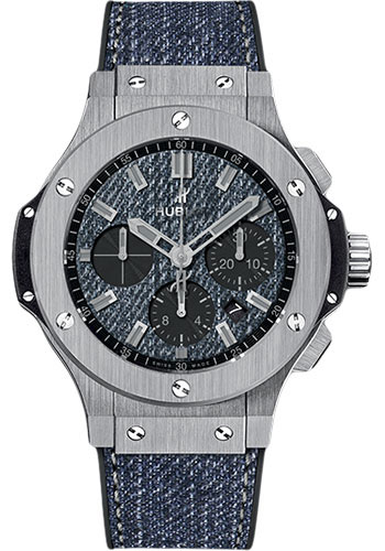 Hublot Watches - Big Bang 44mm Jeans - Style No: 301.SX.2770.NR.JEANS16