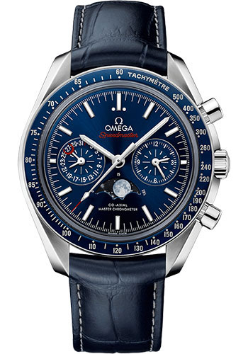 Omega Watches - Speedmaster Moonphase Chronograph 42.25 mm - Stainless Steel - Style No: 304.33.44.52.03.001