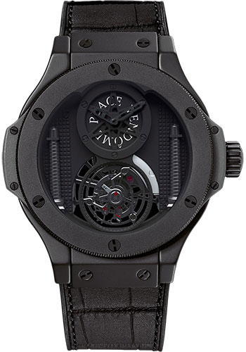 Hublot Watches - Big Bang 44mm Tourbillon - Vendome Tourbillon - Style No: 305.CI.0009.GR