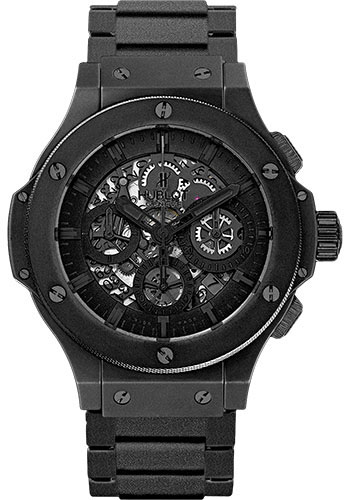 Hublot Watches - Big Bang 44mm Aero Bang - All Black II - Style No: 311.CI.1110.CI