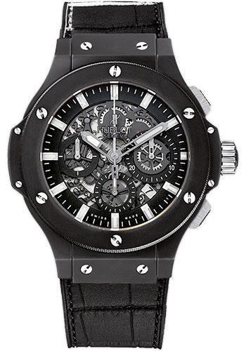 ef03c8f5b50 Hublot Big Bang 44mm Aero Bang - Black Magic Watches