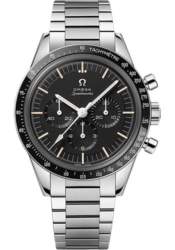 Omega Watches - Speedmaster Moonphase Chronograph 39.7 mm - Stainless Steel - Style No: 311.30.40.30.01.001