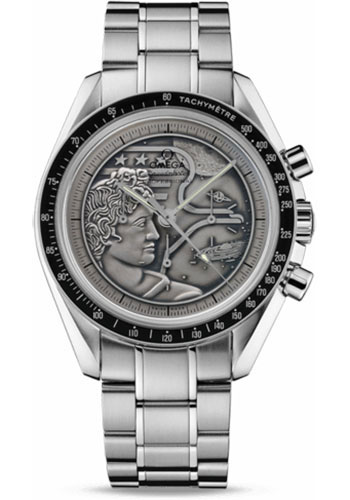 Omega Watches - Speedmaster Moonwatch Professional Anniversary Limited Series - Style No: 311.30.42.30.99.002