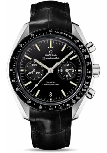 Omega Watches - Speedmaster Moonwatch Co-Axial Chronograph 44.25 mm - Platinum - Style No: 311.93.44.51.01.002