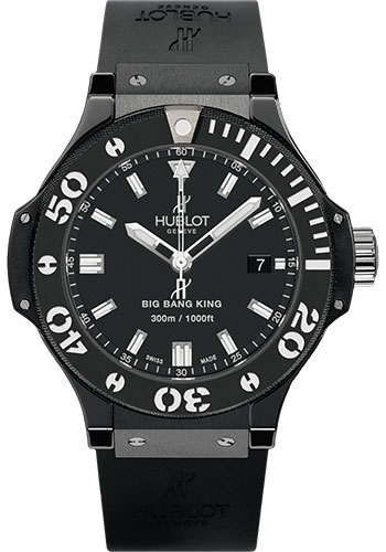 Hublot Watches - Big Bang King 44mm Black Magic - Style No: 312.CM.1120.RX