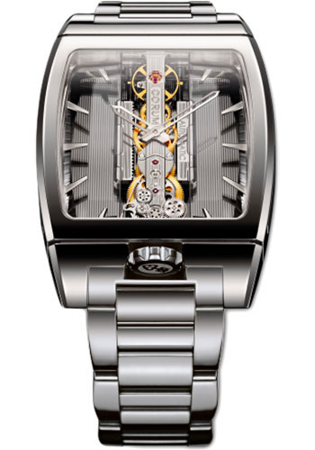 Corum Watches - Golden Bridge Automatic White Gold - Style No: 313.165.59/V100 GL10G