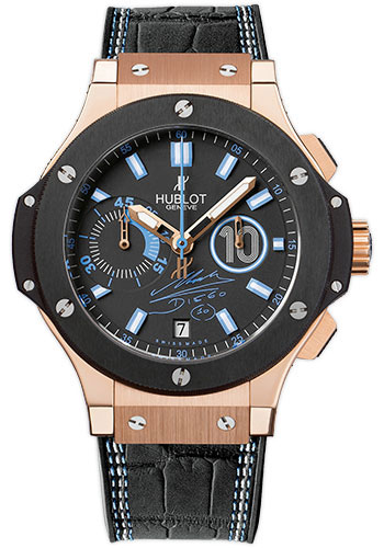 Hublot Watches - Big Bang 44.5mm Maradona 2 - Style No: 318.PM.1190.GR.DM10