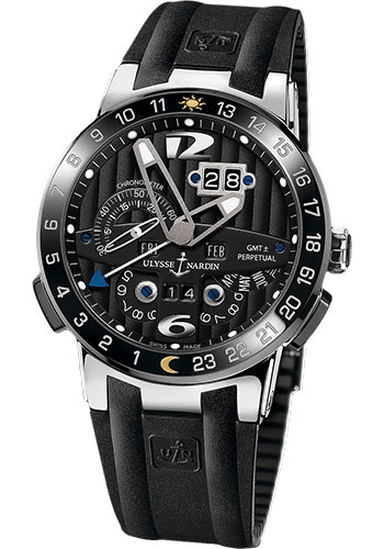 Ulysse Nardin Watches - Executive El Toro White Gold - Style No: 320-00-3