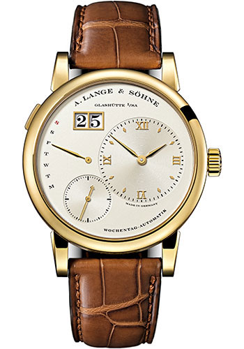 A. Lange & Sohne Watches - Lange 1 Daymatic - Style No: 320.021