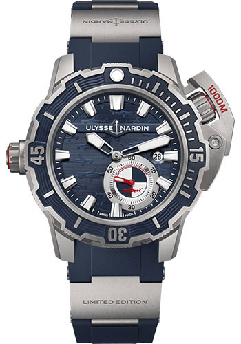 Ulysse Nardin Watches - Diver Deep Dive - Style No: 3203-500LE-3/93-HAMMER