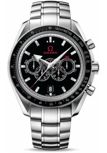 Omega Watches - Speedmaster Olympic Collection Timeless 44.25 mm Stainless Steel - Style No: 321.30.44.52.01.001