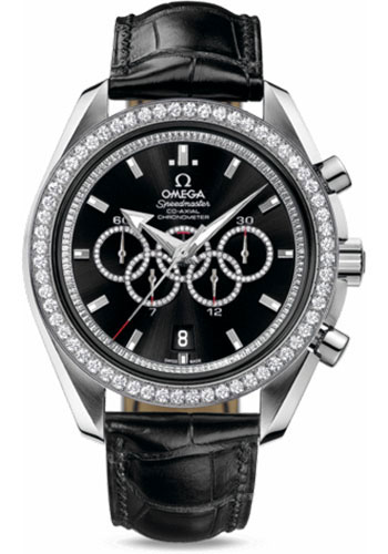 Omega Watches - Speedmaster Olympic Collection Timeless 44.25 mm White Gold - Style No: 321.58.44.52.51.001